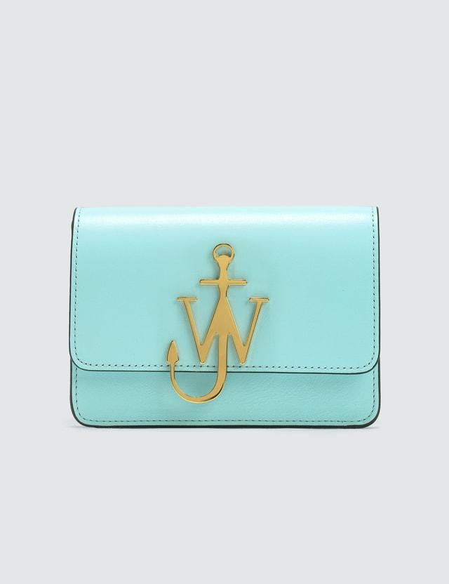 JW Anderson Anchor Logo Bag With Braided Strap