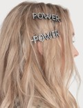 Ashley Williams POWER Hair Clip