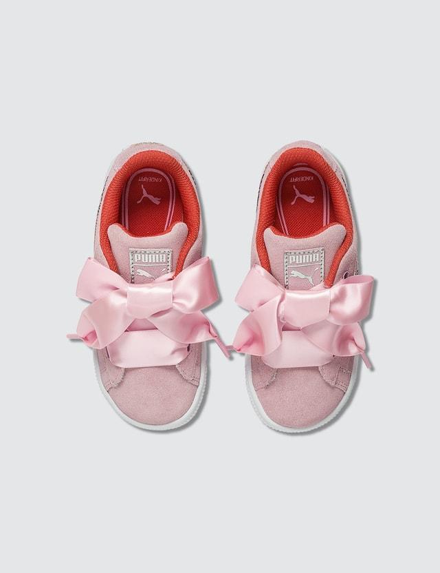 Puma Suede Heart Trailblazer Sequin Sneakers