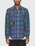 Billionaire Boys Club Kindling Long Sleeve Shirt 사진