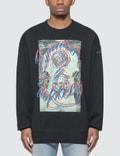 Acne Studios Solstice Print Sweatshirt Picture