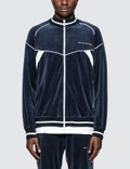 White Mountaineering Velour Track Top Picture