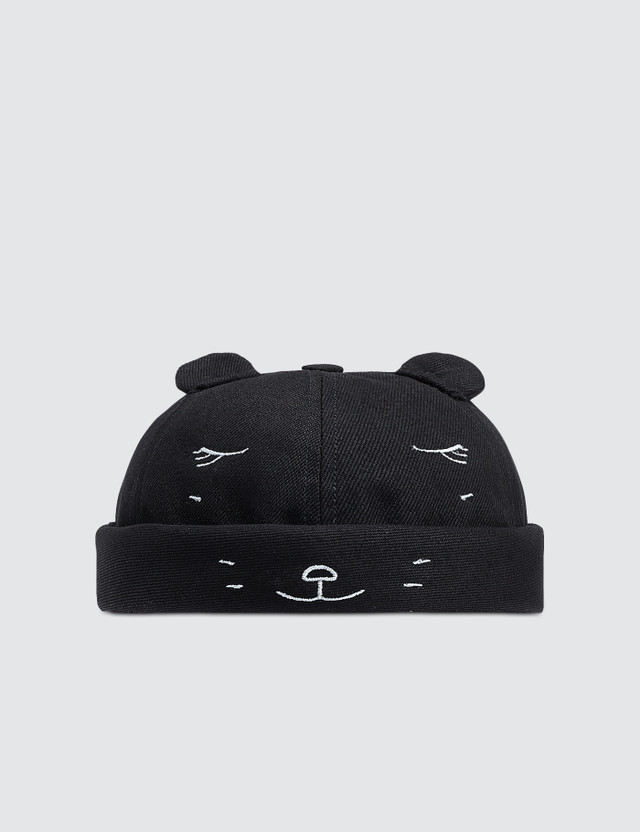 Béton Ciré Miki Otter Hat