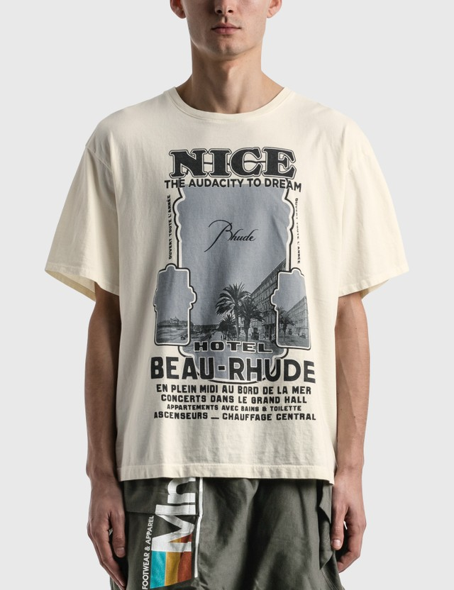 Rhude Nice T-shirt White Men