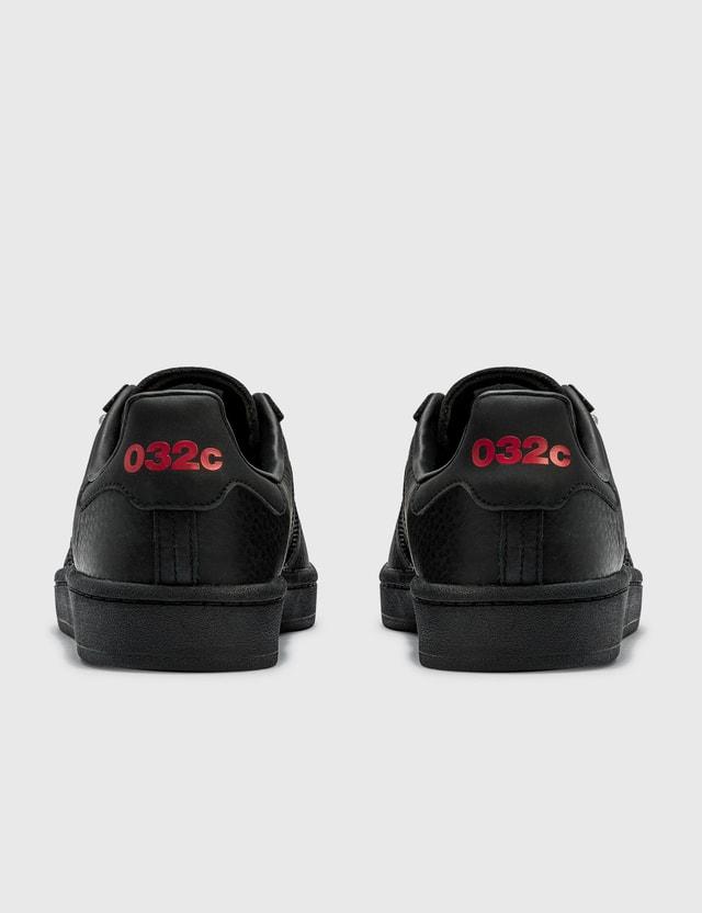 Adidas Originals 032C x Adidas Consortium Campus Prince Albert Black Men