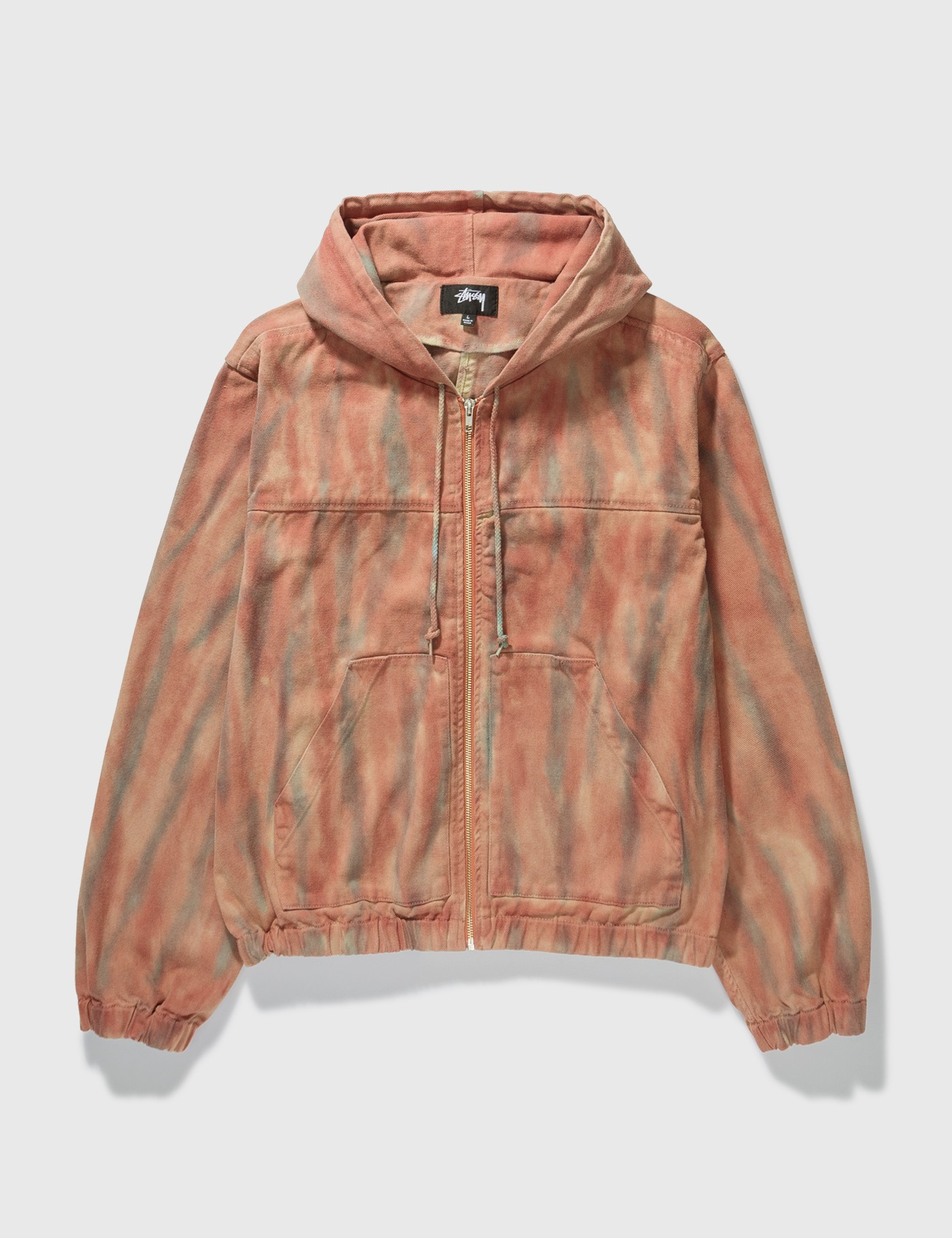 Stussy Cottons DYED WORK JACKET