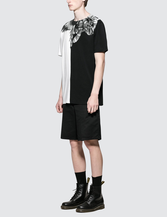 Marcelo Burlon Wings Snakes S/S T-Shirt