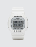 "G-Shock DW5600MW ""Marine White Series"" Picture"