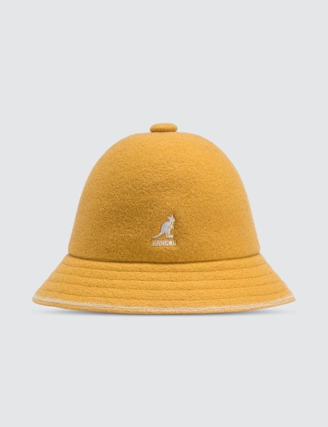 Kangol Stripe Casual Bucket Hat