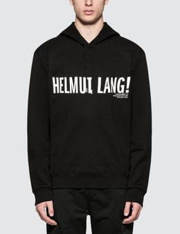 Helmut Lang Helmut Lang! Hoodie