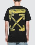 Off-White Acrylic Arrows Slim T-Shirt Picutre