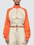 Heron Preston Crop Windbreaker Picutre
