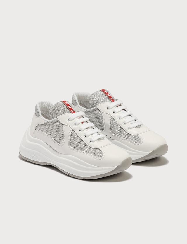 Prada America's Cap Sneaker