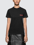 Helmut Lang Generic Short Sleeve T-shirt Picture