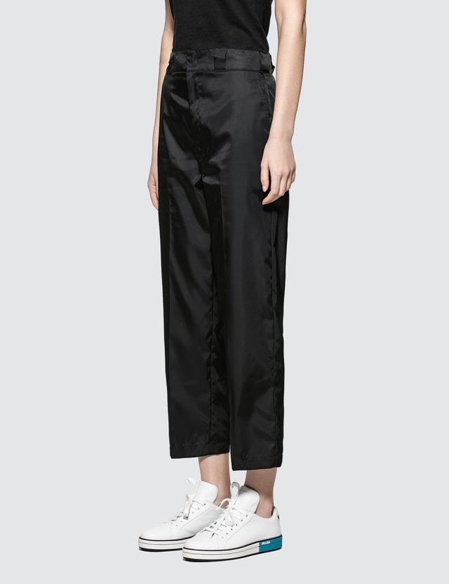 Prada Nylon Pantaloni Pant