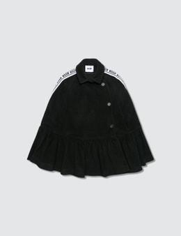MSGM Cappa Panno Girl