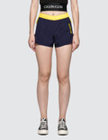Calvin Klein Performance Side CLR Blk Short Picture