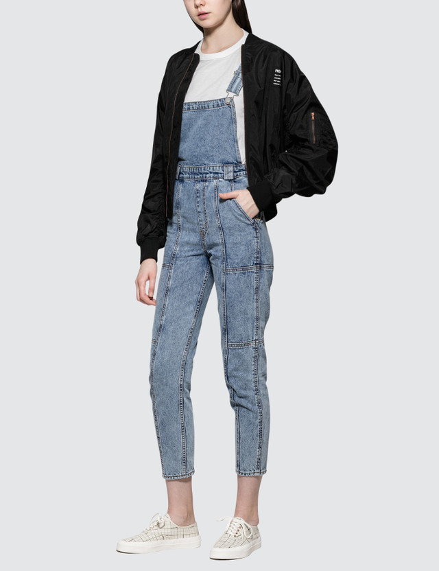 Levi's Utility Mom Overall