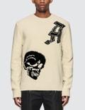 Alexander McQueen Skull Intarsia Sweater Picutre