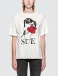 Undercover Sue Undercover Rose Short-Sleeve T-Shirt Picture