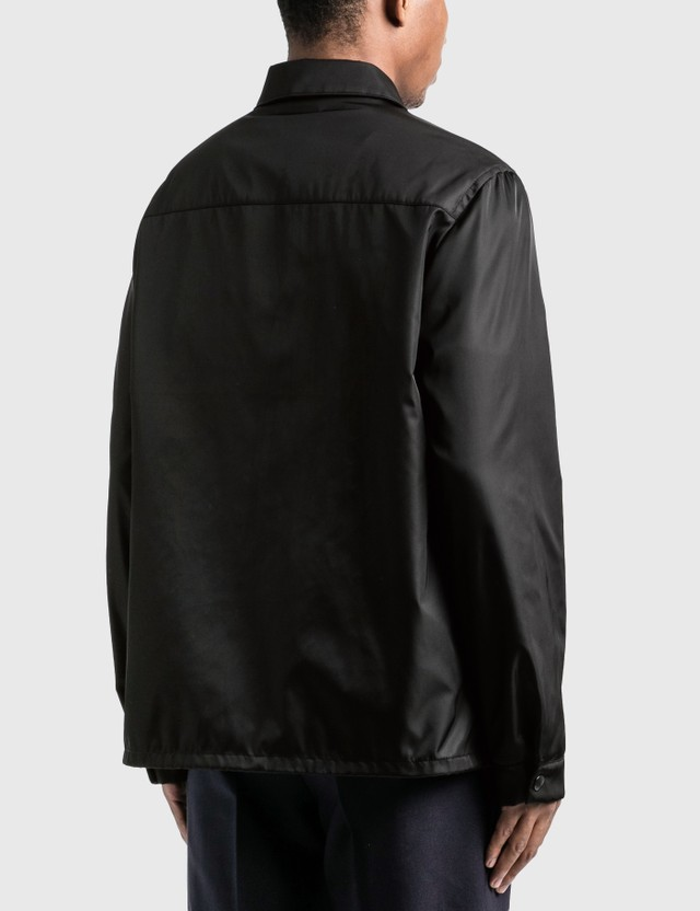 Prada Re-Nylon Zip Up Jacket