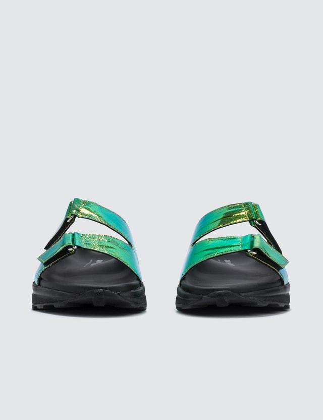 Joshua Sanders Boing Crash Holo  Sandals
