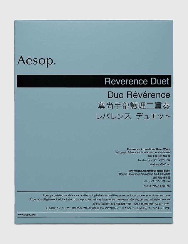 Aesop Reverence Duet N/a Life
