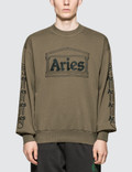 Aries Column Sweatshirt Picture