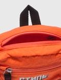 Heron Preston CTNMb Dots Fanny Pack Orange Women