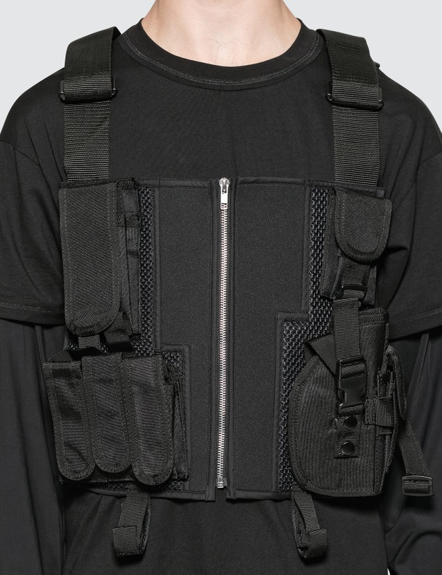 GEO Tactical Vest Black Men