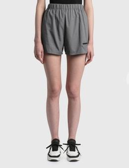 Prada Poplin Shorts