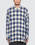 Monkey Time Checkered Long Shirt Picture