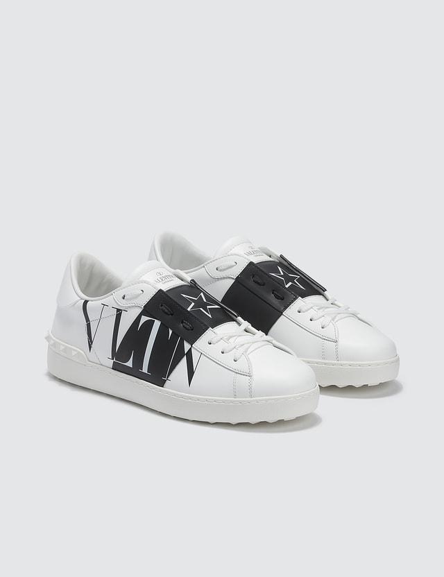 Valentino Valentino Garavani VLTN Open Sneaker