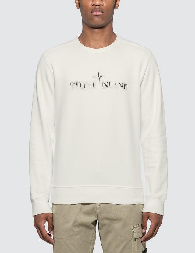 Stone Island Logo Sweatshirt
