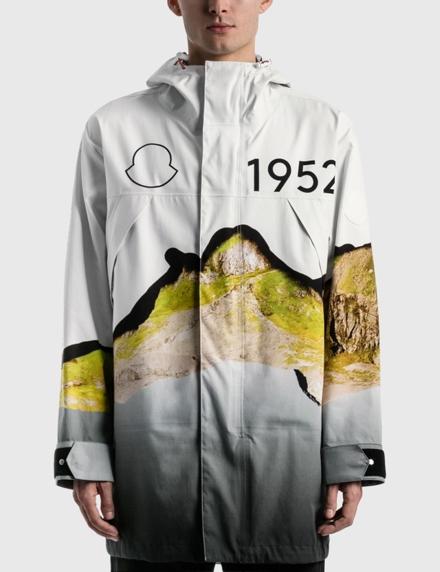 Moncler Genius 1952 Kalalau Jacket White Men