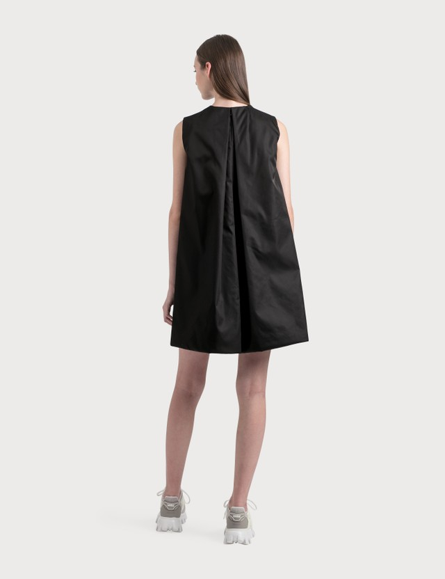 Prada Gabardine Nylon Vest Dress