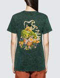 RIPNDIP Flower Burst Short Sleeve T-shirt Picutre