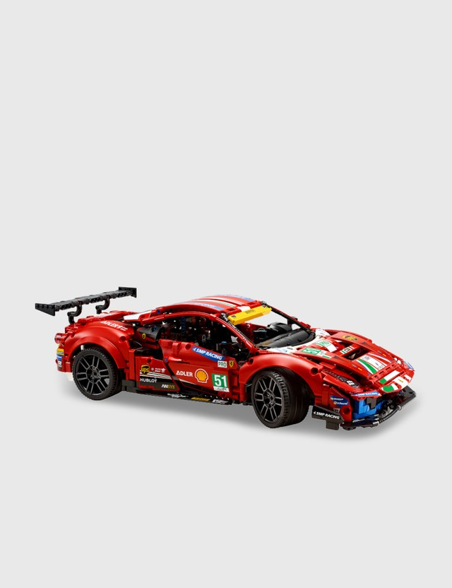 "LEGO Ferrari 488 GTE ""AF Corse #51"" Black Unisex"