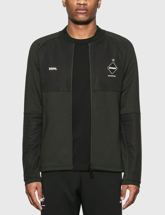 F.C. Real Bristol PDK Jacket Black Men
