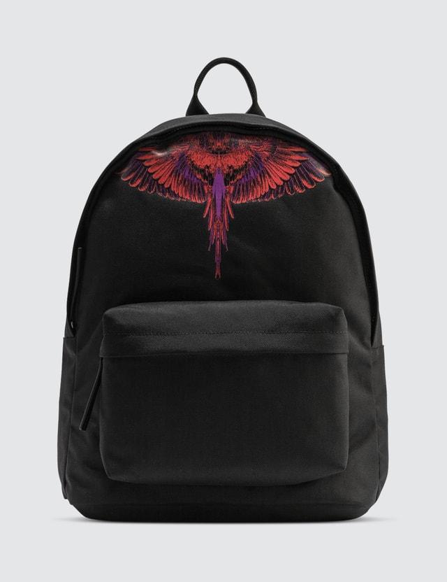 Marcelo Burlon Red Wings Backpack