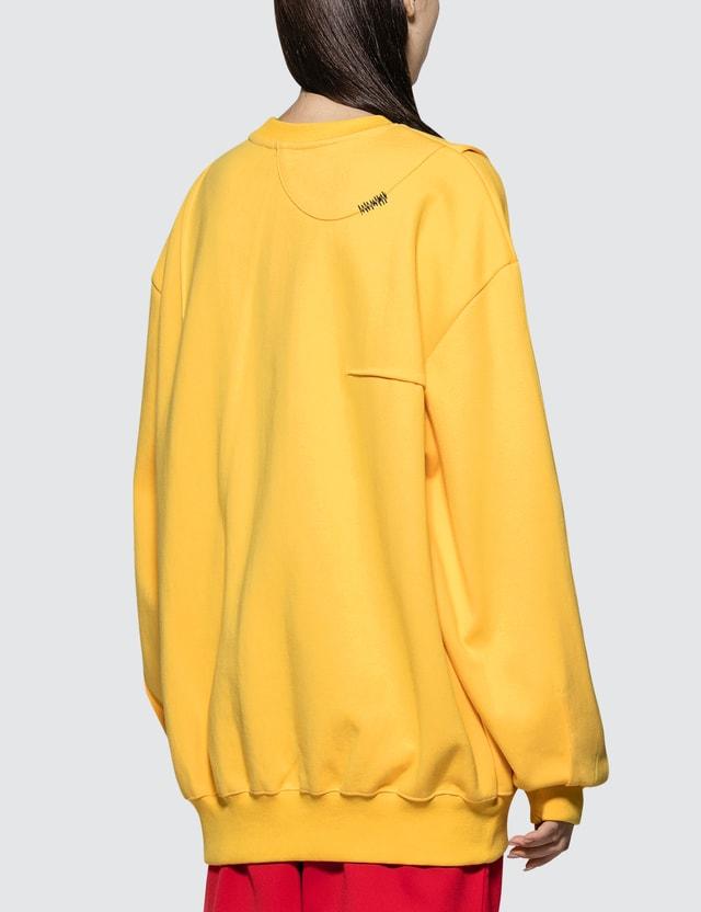 Ader Error Ader Front Logo Sweatshirt