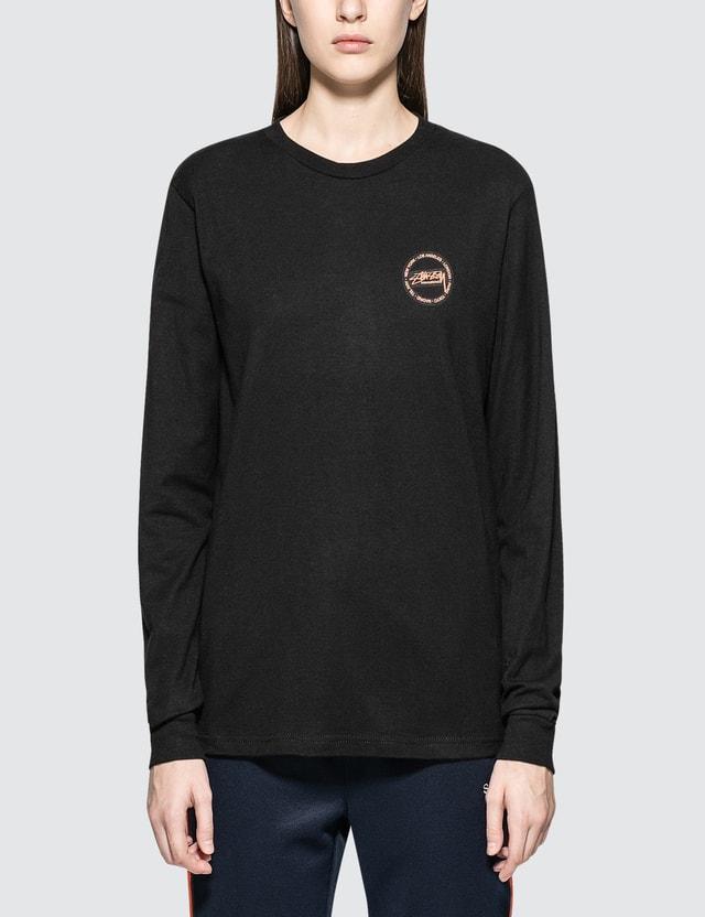 Stussy International Dot L/S T-Shirt