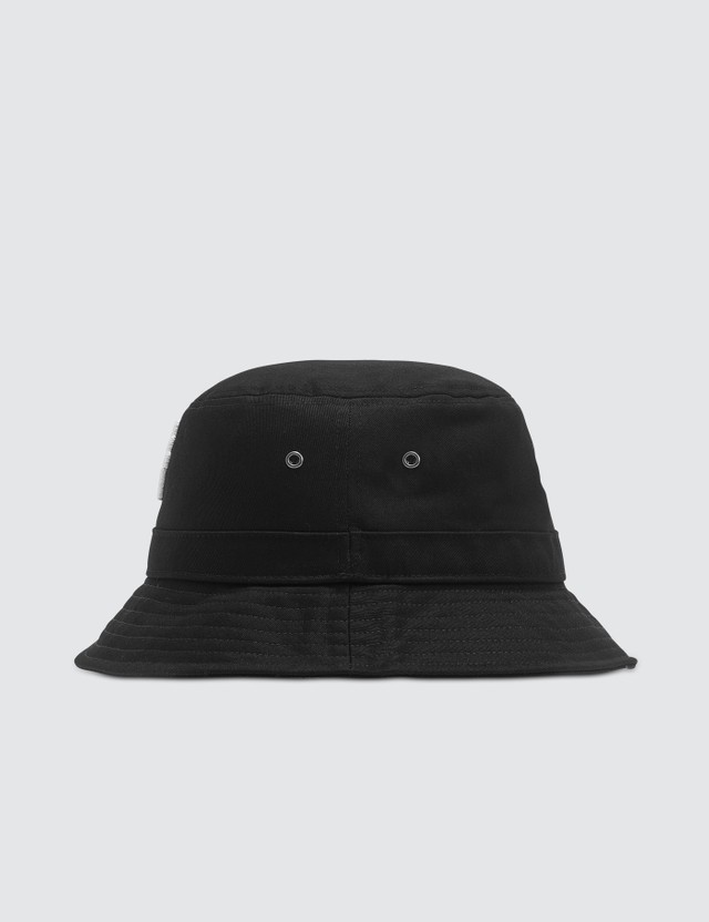 Marcelo Burlon Cross Embroidery Bucket
