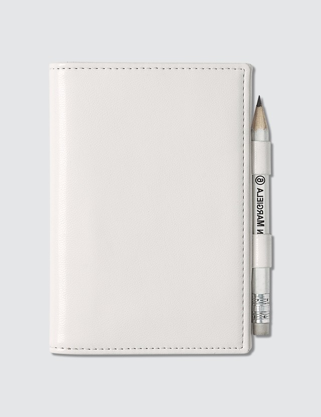 MM6 Maison Margiela Small Wallet With Pencil