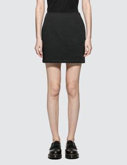 X-Girl Basic Skirt