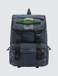 Infinite Archives Guess x Infinite Archives Backpack Picture
