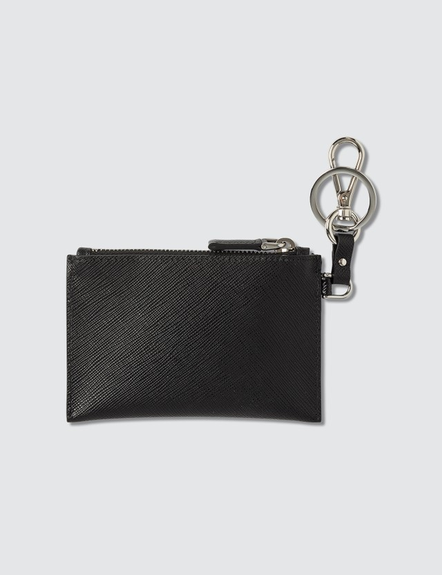 Prada Whale Zip Wallet