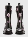 Chloé Betty Rain Boots Black Women