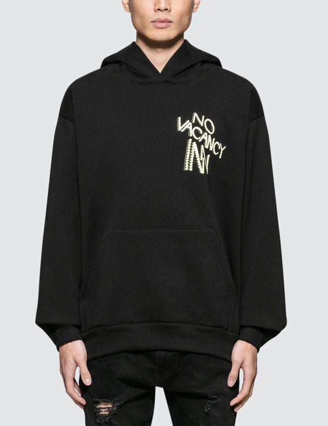 No Vacancy Inn Jazz Hoodie