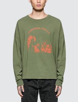 Siberia Hills Logo L/S T-Shirt
